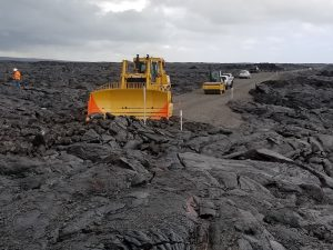 Big Island - Chain of Craters Rd